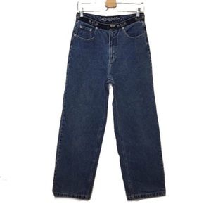 Vintage 90s BUM Equipment High Waisted Baggy Jeans